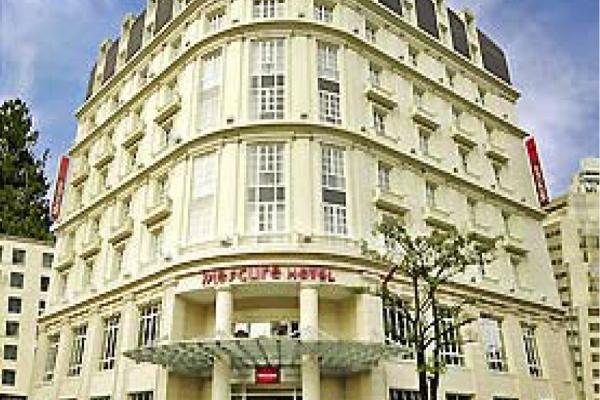 Khách sạn Mercure (tiêu chuẩn 4 sao)