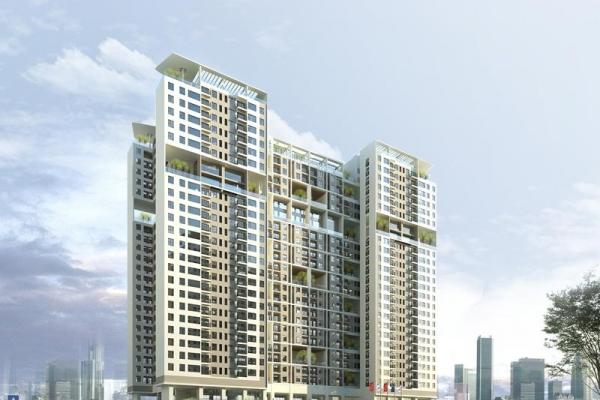 Dự án Golden west Residence - Lê Văn Thiêm - Hà Nội