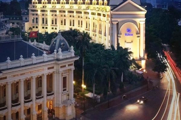 Khách sạn Hilton Opera Hà Nội (tiêu chuẩn 5 sao)
